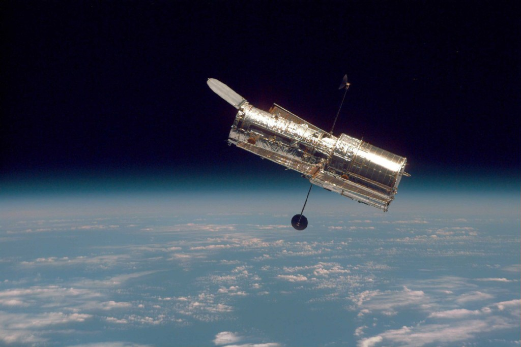 NASA celebrates silver jubilee anniversary of Hubble in outer space
