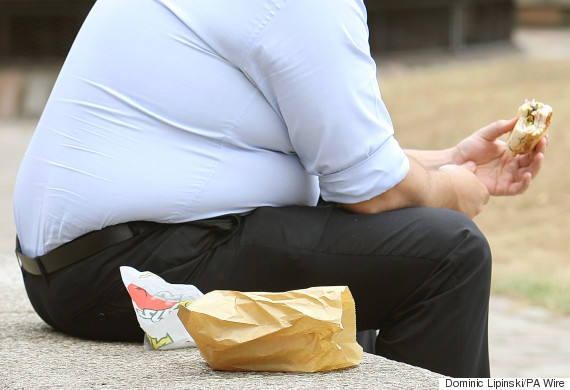 Americans 15 pounds heavier compared to late '80's new study