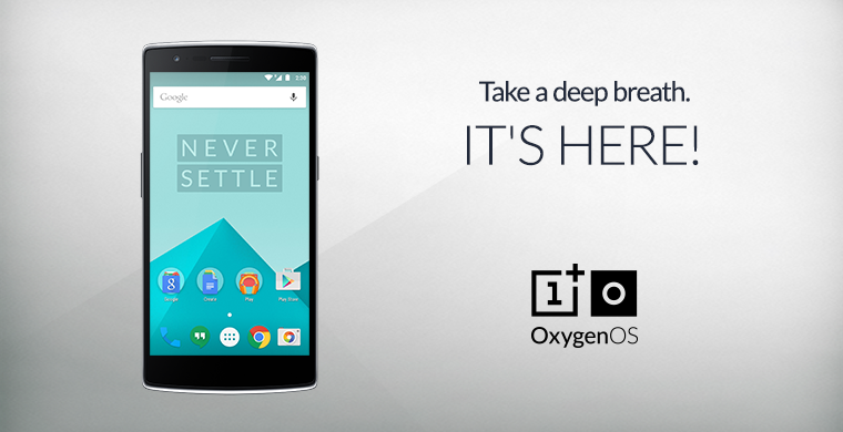 OnePlus OxygenOS now available for One smartphone