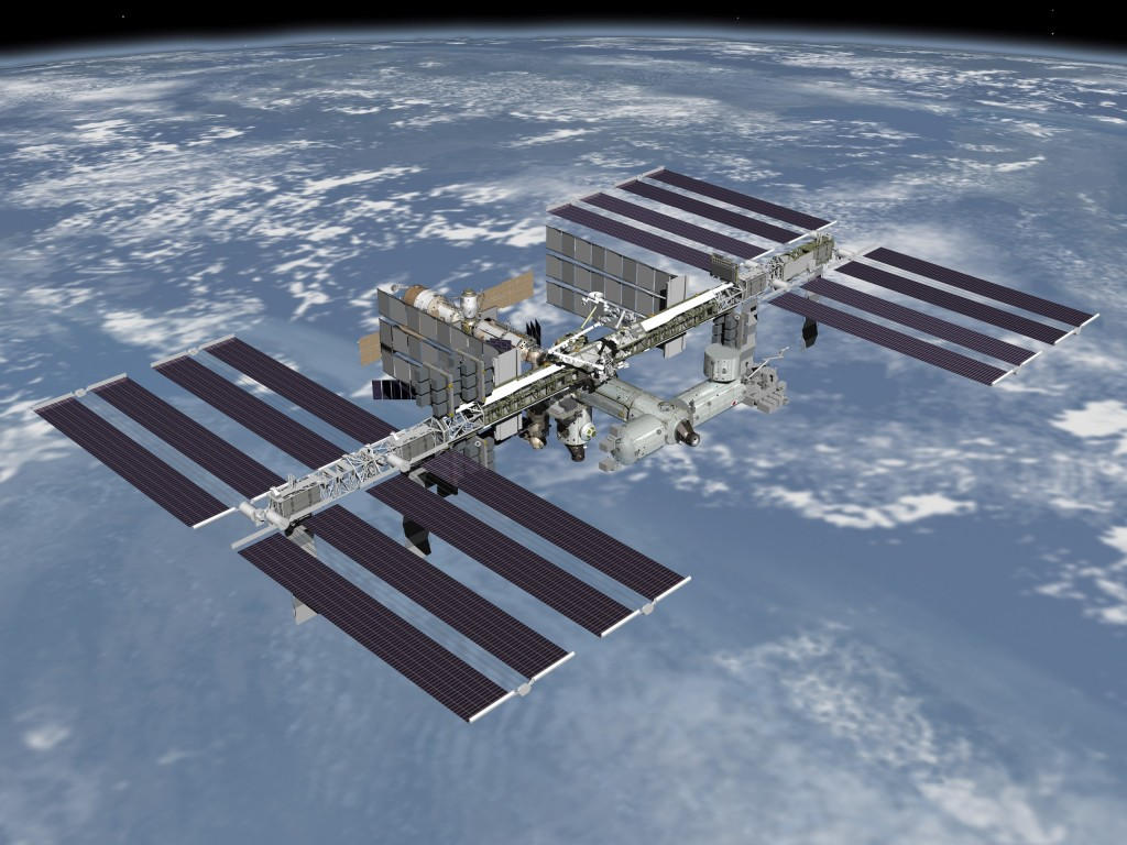 Crew Change on ISS delayed