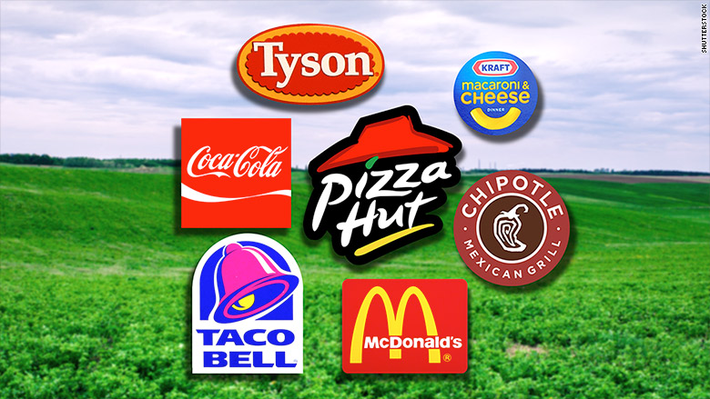 Leading US fast food companies to go organic, cutting down on artificial ingredients