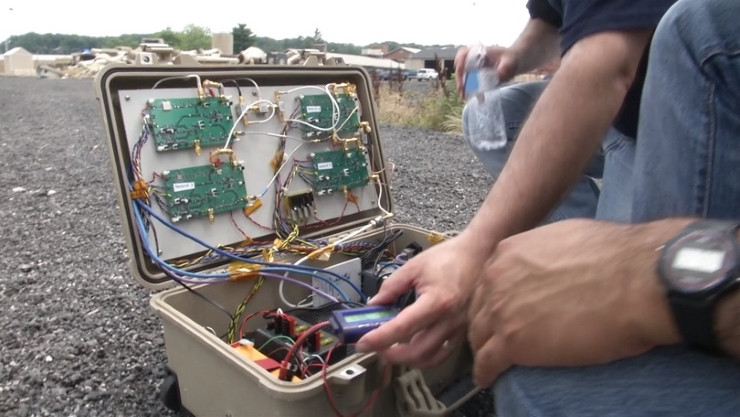 NASA FINDER technology helps rescue Nepal earthquake survivors by detecting heartbeats