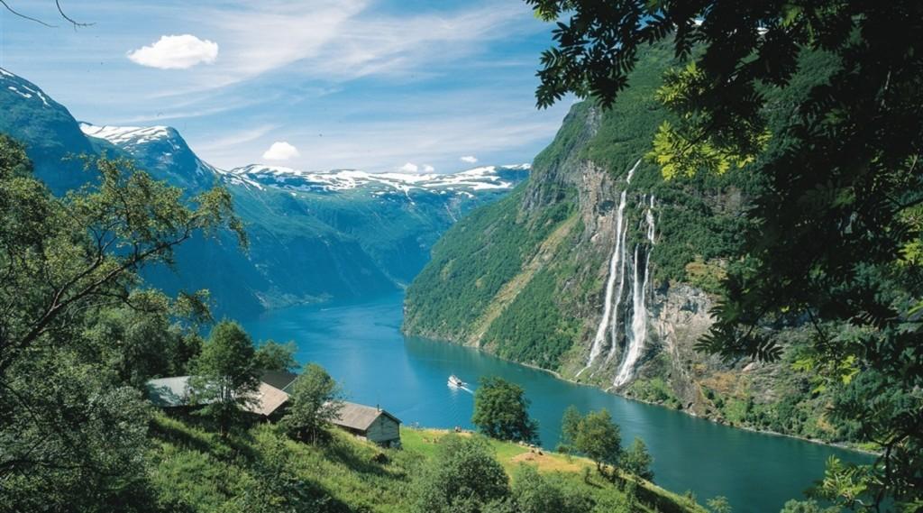 Fjords soak huge carbon, help fight climate change