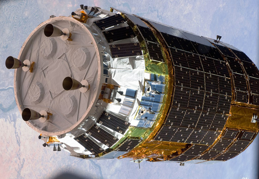 Japanese company sends Alcohol, Mice, and other supplies to the ISS aboard Spacecraft HTV-5