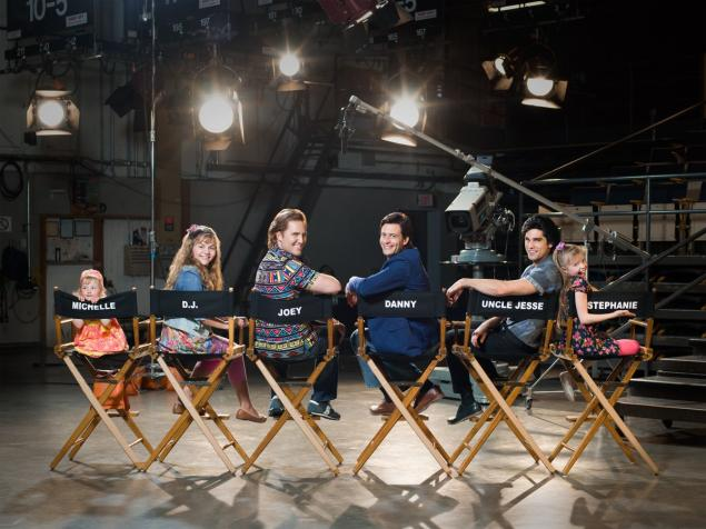 Lifetime's Unauthorized Full House Story Movie review and key points