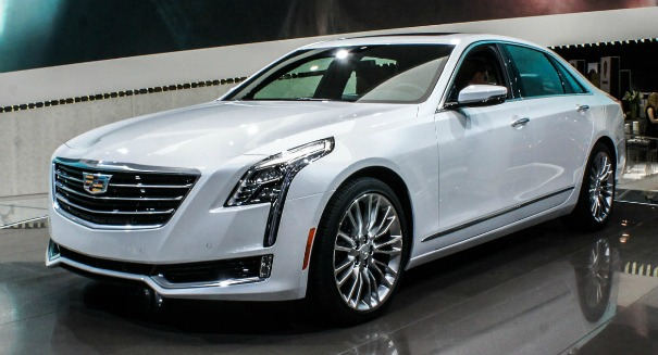 Cadillac CT6 makes huge debut at Oscars