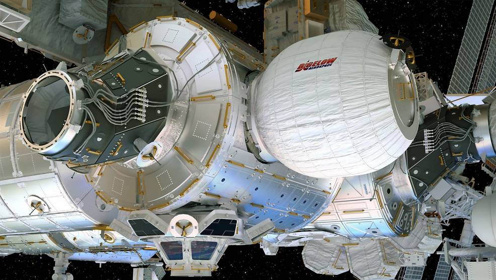 NASA falls flat with attempt to inflate BEAM space habitat