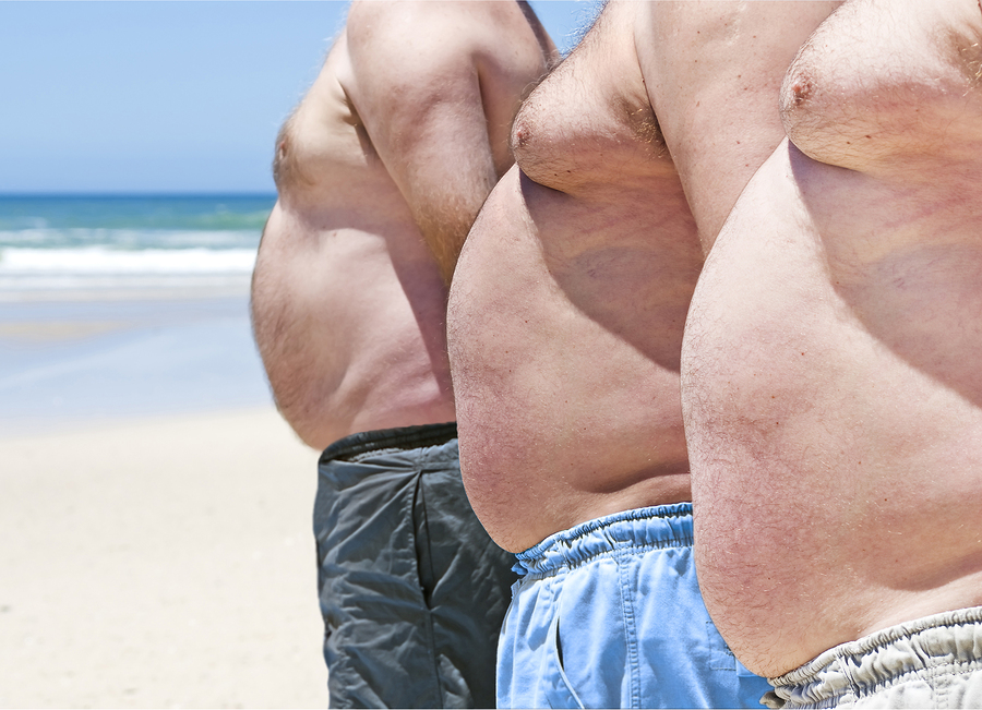 Men at higher risk of dying prematurely from obesity another study