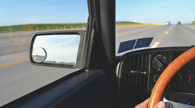 New study: Car door windows don't protect you from harmful UV rays
