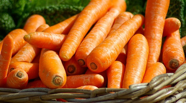 This is why carrots are orange