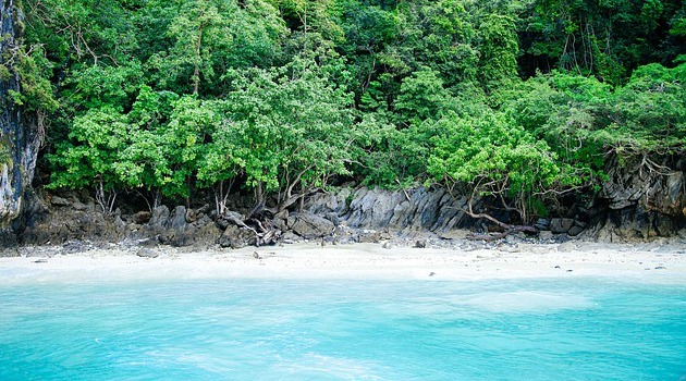 Climate change: Solomon Islands disappearing as sea-levels rise