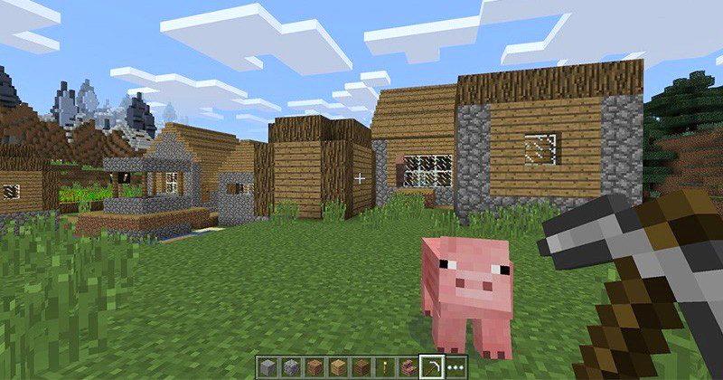 Minecraft sales top 100 million copy mark, second highest ever