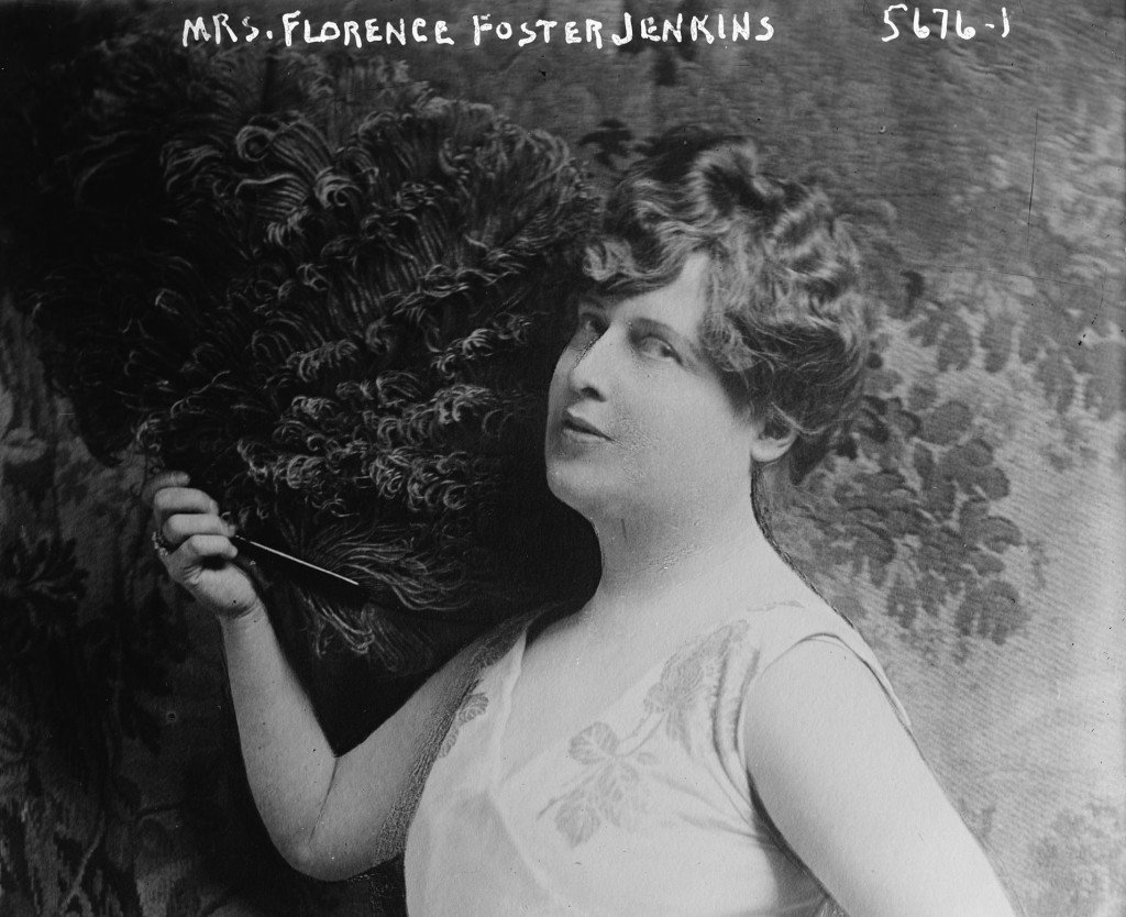 Who was the real Florence Foster Jenkins? [AUDIO]