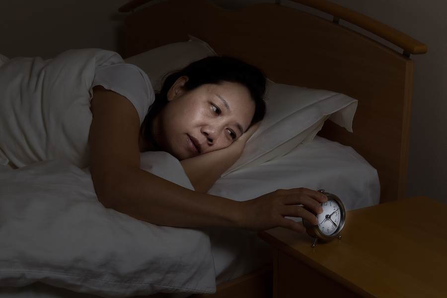 Repeat stroke risk increased by snoring and insomnia