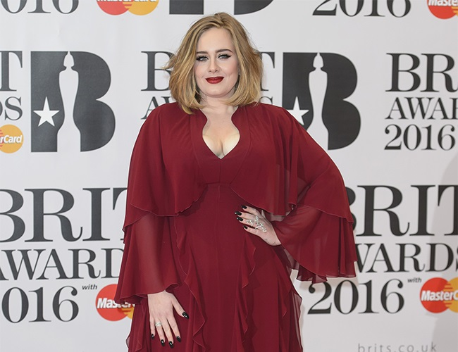 Adele is relocating to her California home