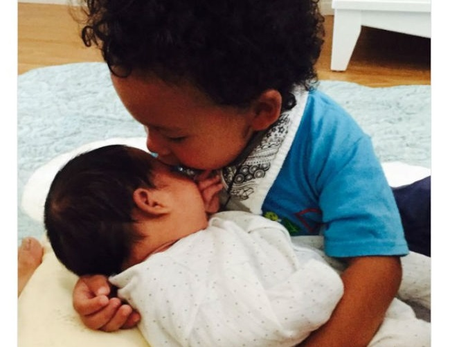 Terrence Howard welcomes fifth child