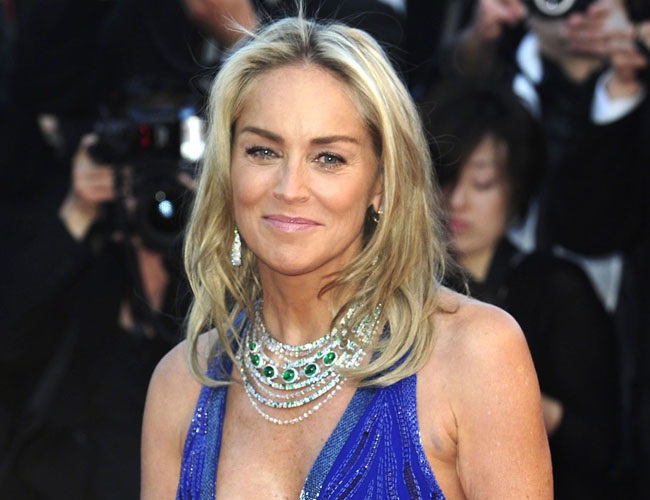 Sharon Stone is looking to date